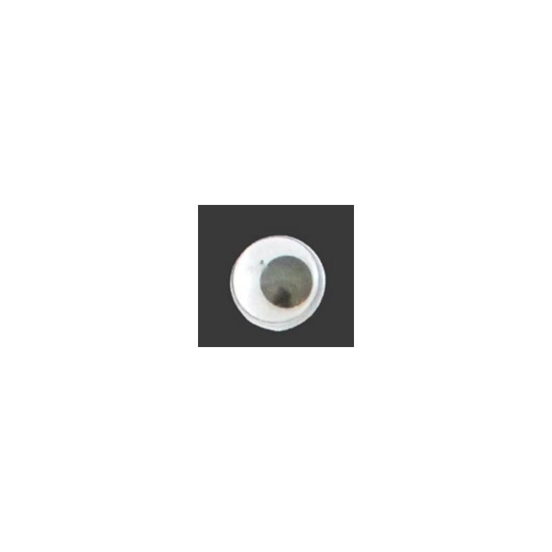 dieren wiebel ogen 15mm  veiligheidssluiting