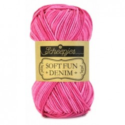 Softfun denim roze 503