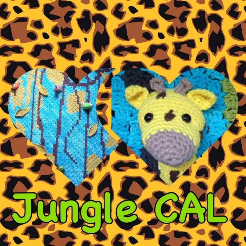 Jungle CAL pakket blauw softfun