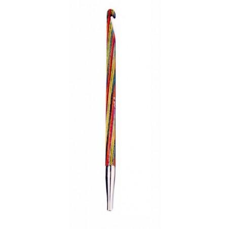 KnitPro Tunische haaknaald verwisselbaar 4,5 mm