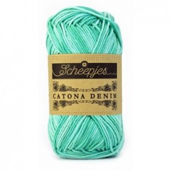 Catona Denim 170 groen