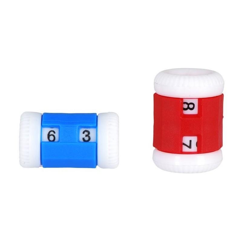 KnitPro Toerentellers S en L