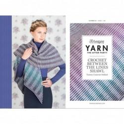 Yarn Crochet between the lines