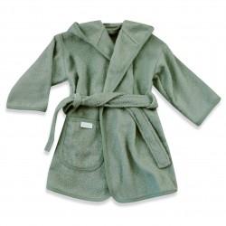 Badjas stone green 1-2  jaar