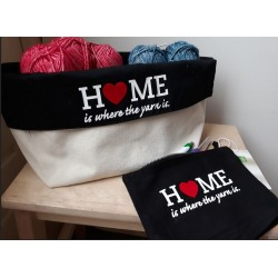 Canvas organizer Home (zak/...