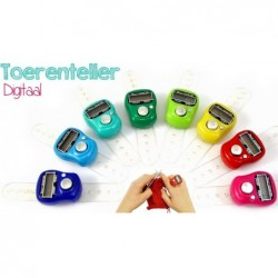 digitale toerenteller