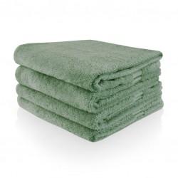 Handdoek 50 x 100 cm stone...