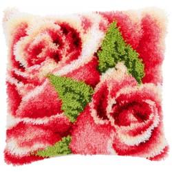 Knoopkussen rozen