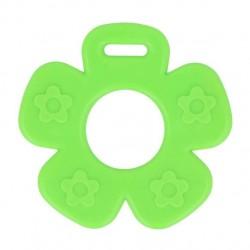 BIJTRING BLOEM OPEN 65MM groen