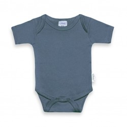Romper Uni Line Grey/Blue,...