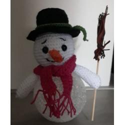 haakpatroon sneeuwpop en...