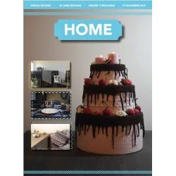 HOME jubileum tijdschrift...