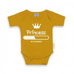 Romper ochre Princess
