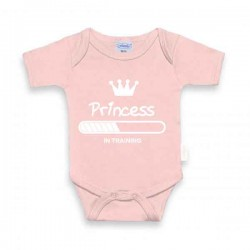 Romper Blush Princess