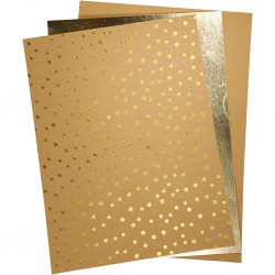 Faux Leather Papier,  3...