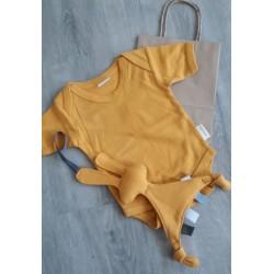 Babypakket oker romper( je...
