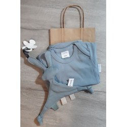 Babypakket grey blue...