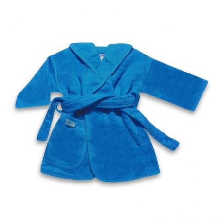 Badjas turquoise 0-1