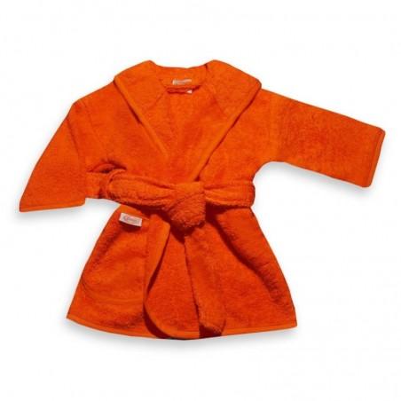 Badjas oranje 0-1 jaar