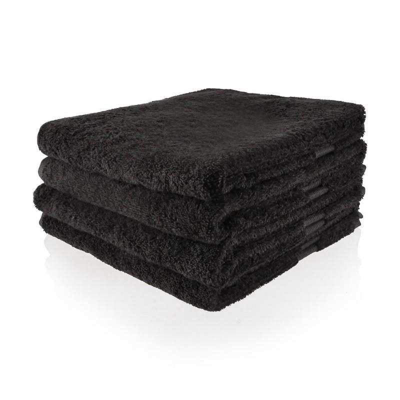 Handdoek 50 x 100 cm antraciet