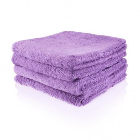 Handdoek 50 x 100 cm lavendel