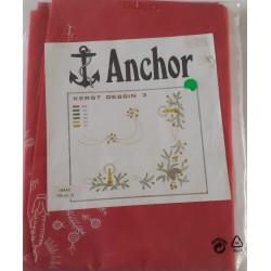 kerstkleed anchor maat 160...