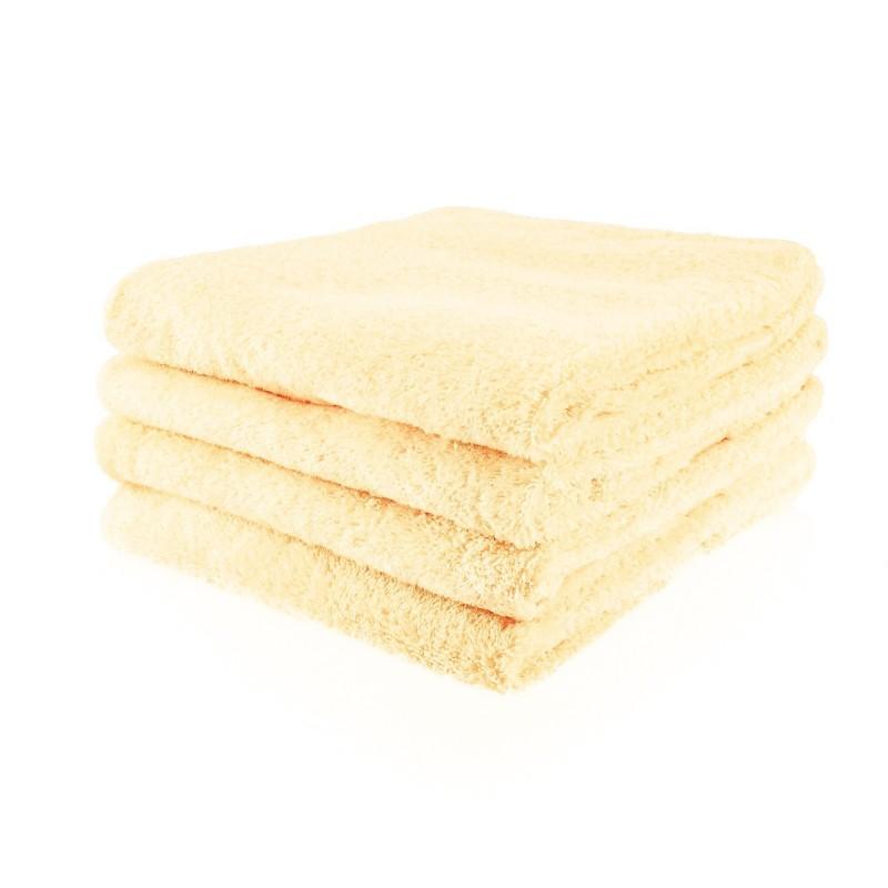 Handdoek 50 x 100 cm vanille