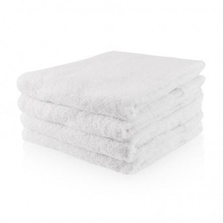 Handdoek 50 x 100 cm wit