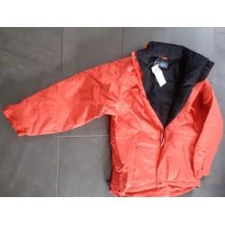US BULL rood jas zwarte...