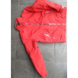 B&C jas rood M