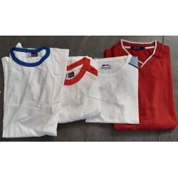 Set 2. 4 t shirts maat M...