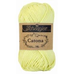 Catona 100 lemon chiffon