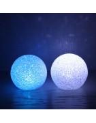 LED LICHTBAL 8CM